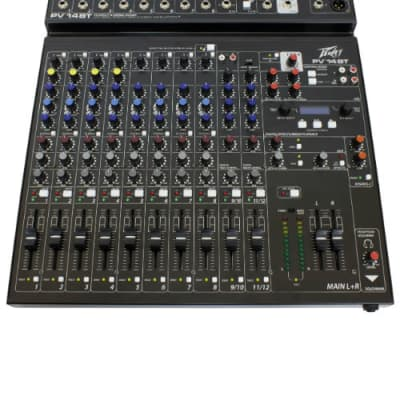 Peavey PV14 BT Mixer