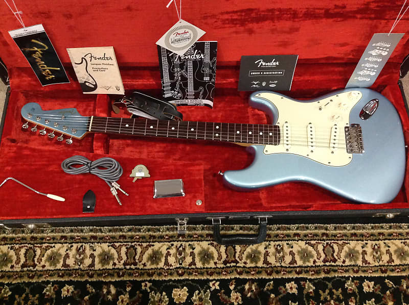 Fender USA Limited Edition Deluxe Stratocaster Vintage | Reverb