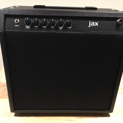 Marshall style all tube combo with Princeton reverb inspired front end