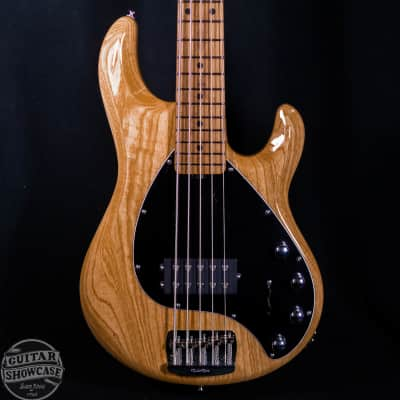 Ernie Ball Music Man StingRay Special 5 H Natural for sale