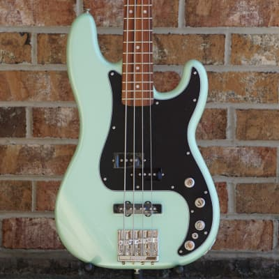 Fender Deluxe Active Precision Bass Special 2019 Surf Pearl for sale