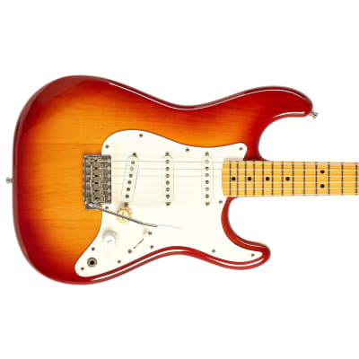 Fender American Standard Stratocaster (Dan Smith Era) Sienna Sunburst