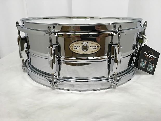 New Pearl Snare Drum : pearl sensitone 14 diameter steel snare reverb ~ Hamham.info Haus und Dekorationen