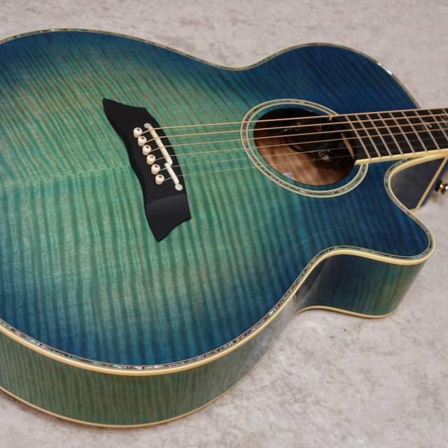 2016 Takamine LTD 2016 Decoy Masterpiece acoustic electric guitar MIJ w/ case image