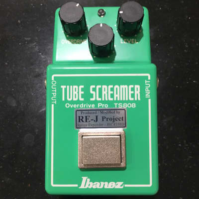 tube screamer analog man