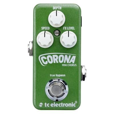 TC Electronic Corona Mini Chorus Pedal for sale