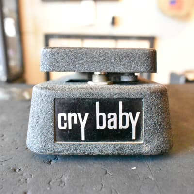 Vintage Vox Cry Baby Made In Italy For Thomas Organ Co Electric Guitar Effect Pedal