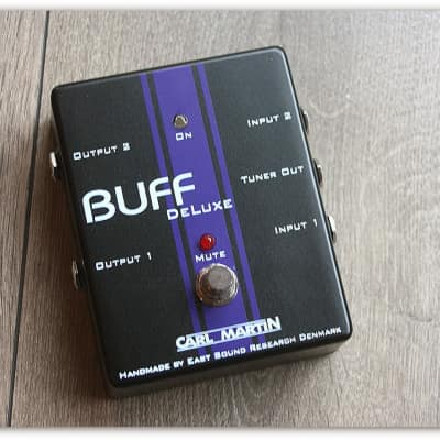 "Carl Martin ""Buff Deluxe"""