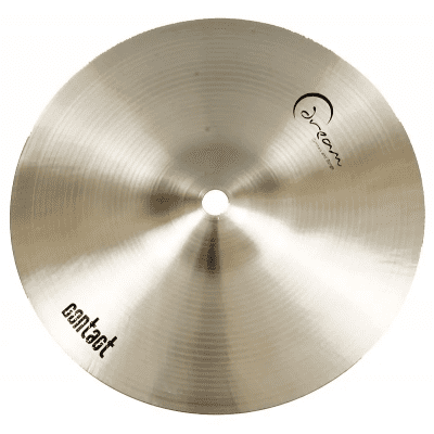 "Dream Cymbals 8"" Contact Series Splash Cymbal"