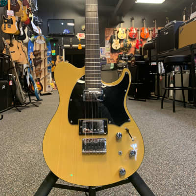 Peavey Generation EXP Transparent Blonde with Piezo Transparent Blonde with Black Binding B-Stock for sale