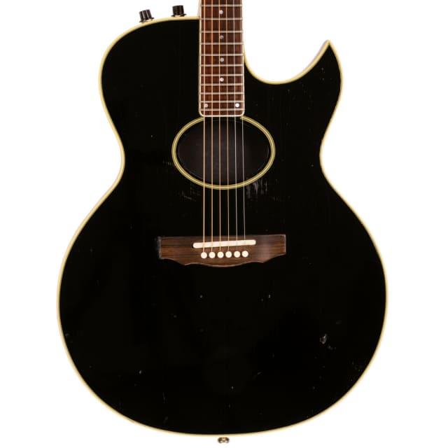 1983 Guild FS-46 CE, Black image