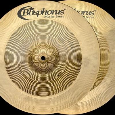 "Bosphorus Master 13"" Hi-Hat"