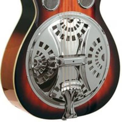 Gold Tone PBR Showroom model Paul Beard Signature Roundneck Resonator Guitar TS (tobacco sunburst)