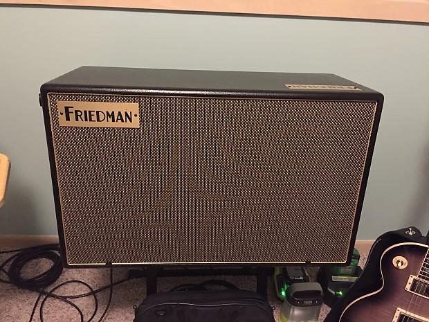 friedman asm 12 frfr powered speaker reverb. Black Bedroom Furniture Sets. Home Design Ideas
