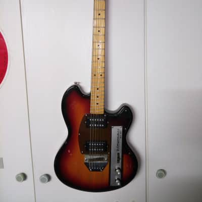 Hayman 3030 Guitar 1971-73  sunburst Burns follower for sale