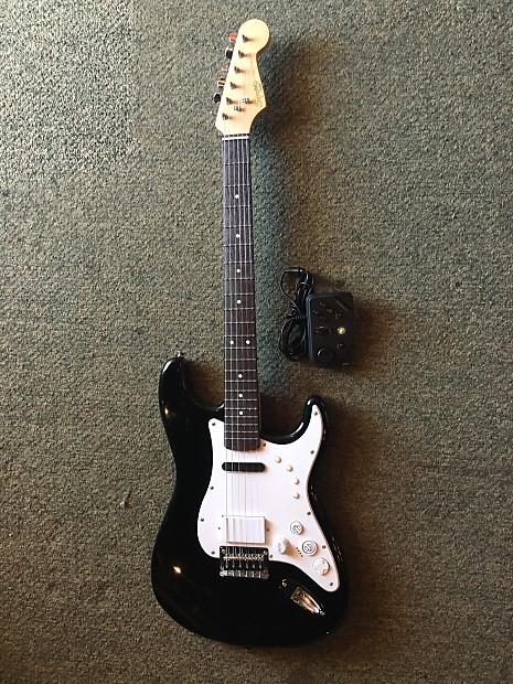 Fender Squier Rock Band 3 Guitar & Controller 2016 Black