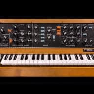 Moog Minimoog Model D Analog Synthesizer Keyboard