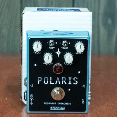 Spaceman Polaris Resonant Overdrive 2019 Light Blue