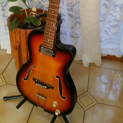 Klira Semiacoustic  Sunburst for sale