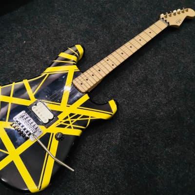 Fernandes  FST120H Custom Bumblebee  80's Black&Yellow Stripes