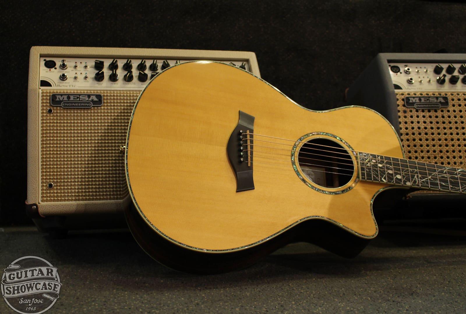 Taylor Clint Black Signature Gc 24 Of 100 Acoustic Guitar