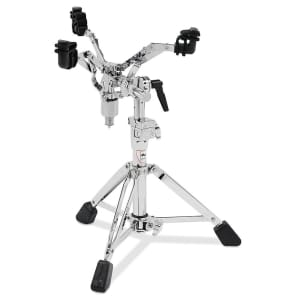 DW DWCP9399AL 9000 Series Heavy Duty Double Braced Airlift Tom/Snare Drum Stand w/ Pneumatic Assist