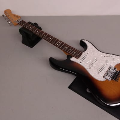 Fender Dave Murray Stratocaster (Iron Maiden) 2016 2-Color Sunburst for sale