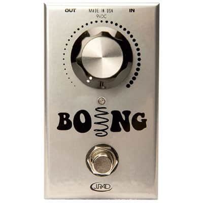 J. Rockett Audio Designs Tour Series BOING Spring Reverb Guitar Effects Pedal for sale