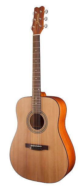 jasmine s35 acoustic guitar natural guitar audio reverb. Black Bedroom Furniture Sets. Home Design Ideas