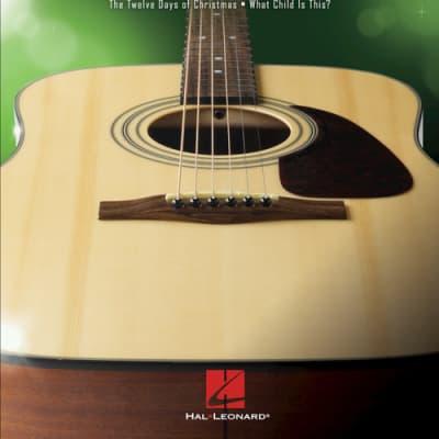 Hal Leonard First 50 Christmas Carols You Should Play on Guitar