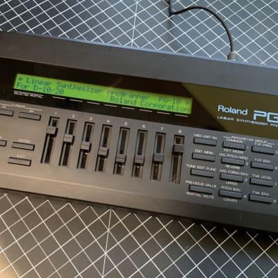 Roland PG-10 Programmer for D-110/D-5/D-10/D-20/GR-10