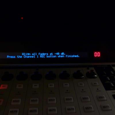 LUX PMVA LED Display Upgrade - Mackie Control Universal MCU Pro XT C4 PMVA LED Display !