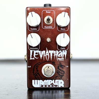Wampler Leviathan Fuzz for sale