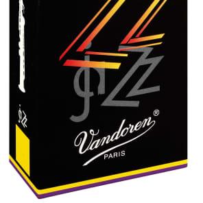 Vandoren SR4025 ZZ Series Soprano Saxophone Reeds - Strength 2.5 (Box of 10)