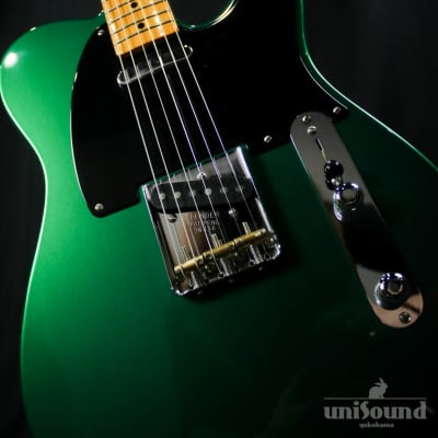 Fender American Vintage '52 Telecaster Special Green Color Refinish 2003 for sale