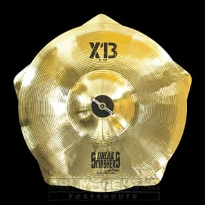 "Wuhan XL Linear Smasher Effects Cymbal Stack 12""/13"""