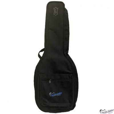 Levy's Leathers Padded Baritone Ukulele Gig Bag - Turner Guitar Embroidery