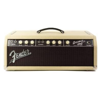 Fender Bassman 6G6 Brownface 50-Watt Guitar Head 1962 - 1963
