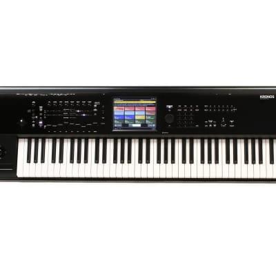 Korg Kronos 2 73-key Synthesizer Workstation