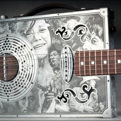iVee Cigar Box Guitars CB#24~28