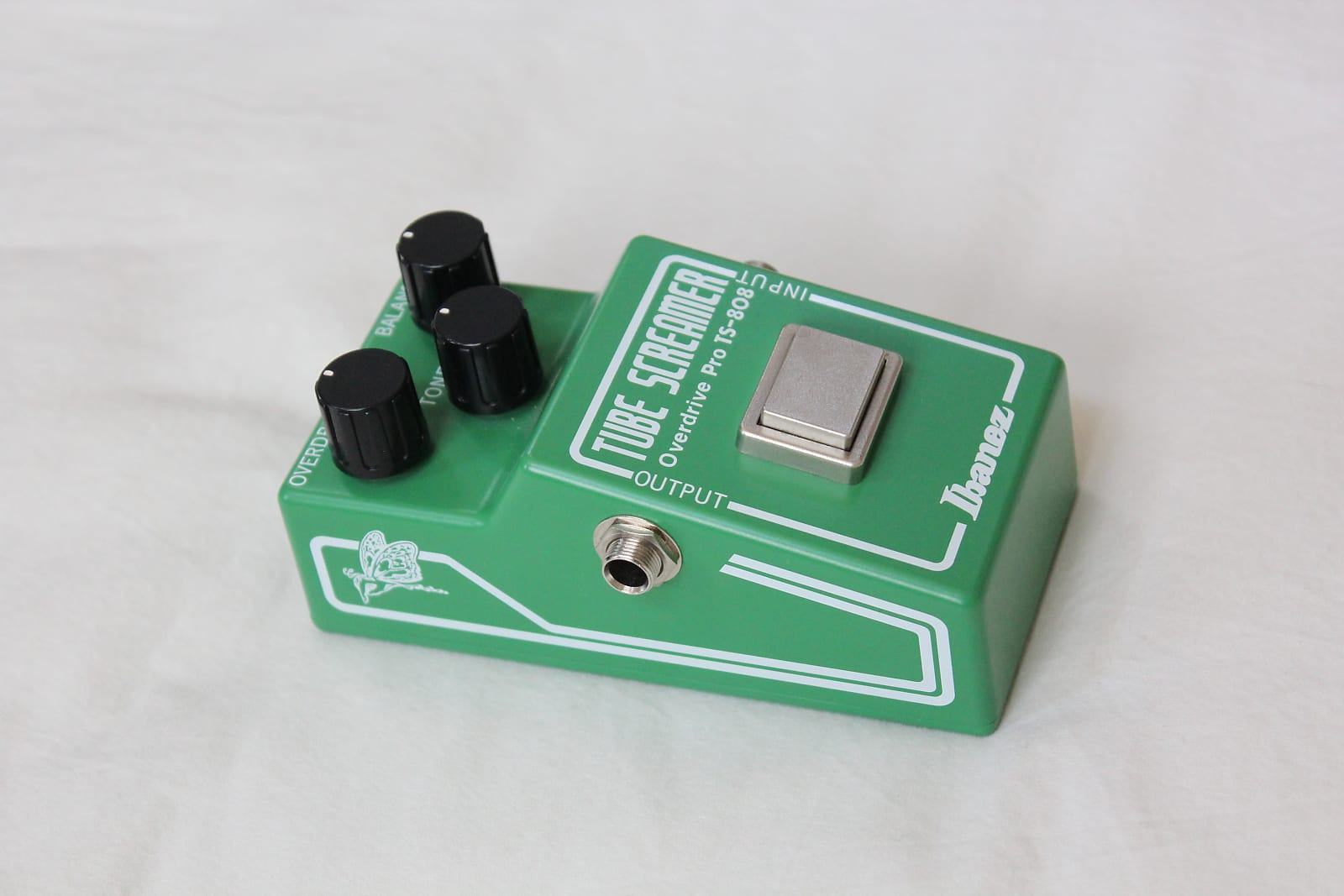 2014 Ibanez TS808 Tube Screamer Overdrive Pro 35th Anniversary Limited  Edition Number 1221 Japan