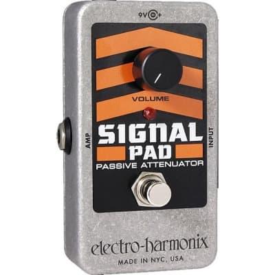 Electro-Harmonix Signal Pad Passive Attenuator Pedal for sale