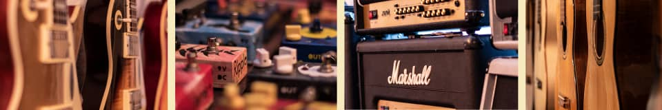 J´s Guitar Shop