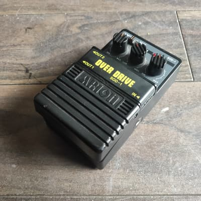 Arion SOD-1 Stereo Overdrive Effects Pedal for sale