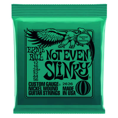 Ernie Ball Not Even Slinky, .012-.056