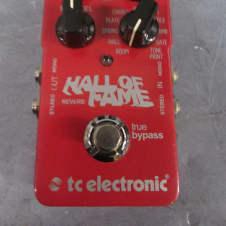 TC Electronic Hall Of Fame