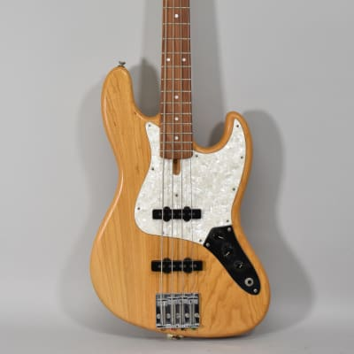 1998 Charles Cote J Bass Natural Finish  Electric Bass Guitar for sale