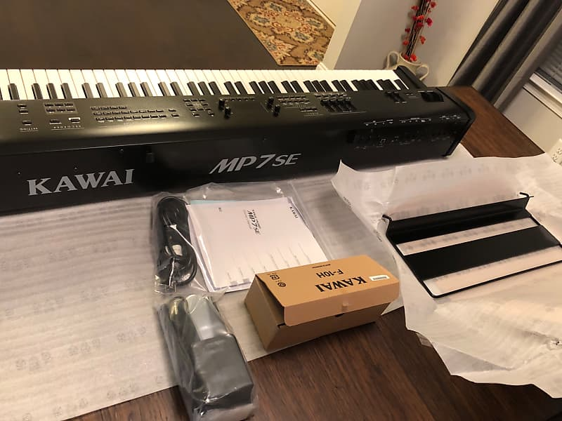 Kawai MP7SE 88-key Professional Digital Piano | Jay Greenlees