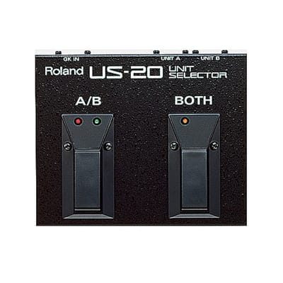 Roland US-20 Unit Selector for GK Series GR-55