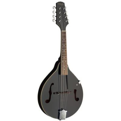 Stagg  M20 BLK Traditional Bluegrass Mandolin - Black